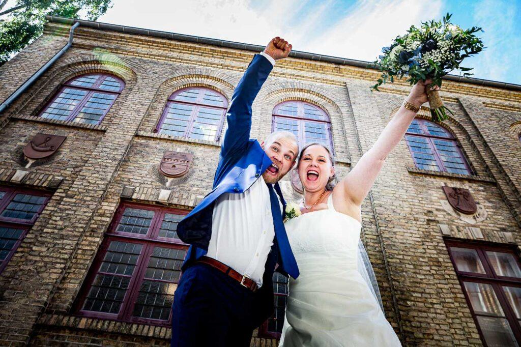 Hvorfor hyre en professionel bryllupsfotograf?
